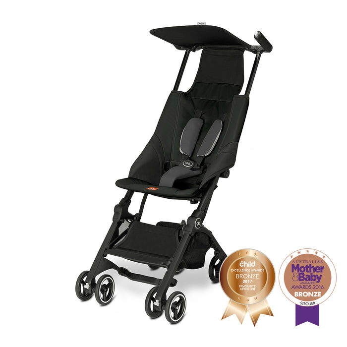 Goodbaby Pockit Stroller - Satin Black