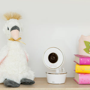 Project Nursery Alexa Enabled 720p WiFi Baby Monitor Camera