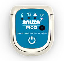 Snuza Pico - Smart Wearable Baby Monitor