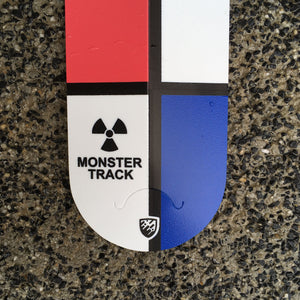 Musguard MONSTERTRACK XXI edition