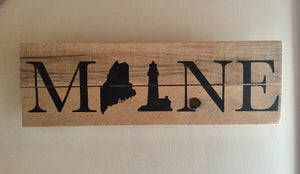 Maine - Various Designs