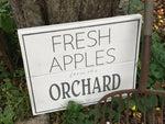 Fresh Apples From The Orchard