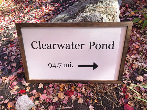Clearwater Pond