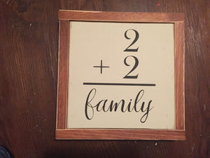 Family - Square