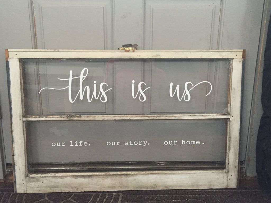 This Is Us - Window