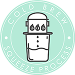 cold brew squeeze process