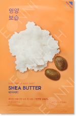 Holika Holika Pure Essence Mask Sheet Shea Butter Tuchmaske