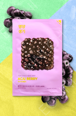 Holika Holika Pure Essence Mask Sheet Acai Beere Tuchmaske