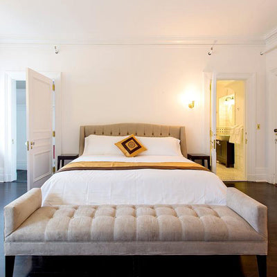 Eastover Mansion-Luxury King Room for a COUPLE (Tuition, all meals and room accommodations)