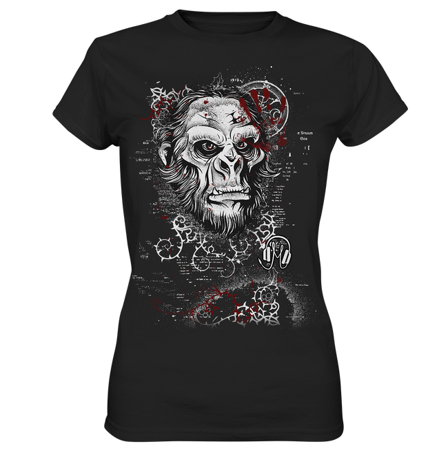 Hellmonkey - Ladies Premium Shirt