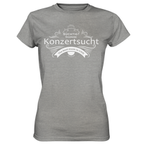 Laden Sie das Bild in den Galerie-Viewer, Konzertsucht-Ladies Premium Shirt