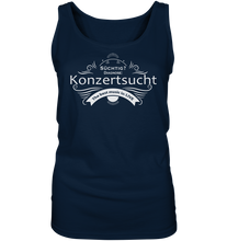 Laden Sie das Bild in den Galerie-Viewer, Konzertsucht-Ladies Tank-Top