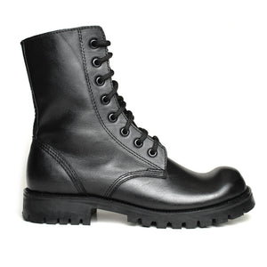 THE CHARLIE COMBAT Black