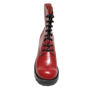 THE CHARLIE COMBAT Red