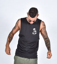 Load image into Gallery viewer, Stay Wild Sleeveless - INSALT SOCIETY Mens Surf Skate streetwear perfect birthday present mens tshirt