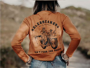 RULE BREAKERS LONG SLEEVE