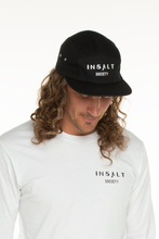 Load image into Gallery viewer, Insalt Cap - Black