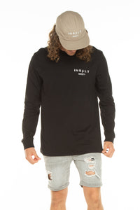 Insalt Long Sleeve - Black