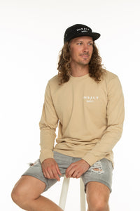 Insalt Long Sleeve - Tan