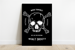 Trouble Makers Print