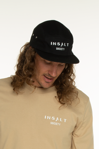 Insalt Cap - Black