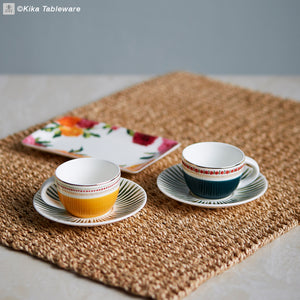 Marigold Set of 2 Espresso Cups