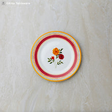 Load image into Gallery viewer, Marigold Quarter Plate