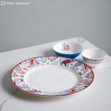 Load image into Gallery viewer, Paisley Dinner Plate