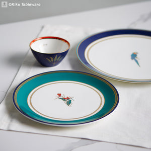 Tropical Quarter Plate
