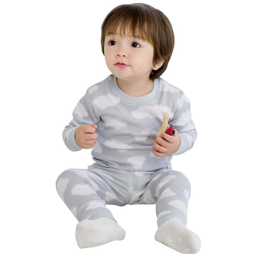 Super Cute Kids Cloud Pajamas - Comes in 3 Colors