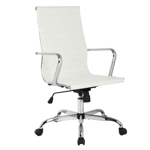 PU Leather High Back Office Chair Executive