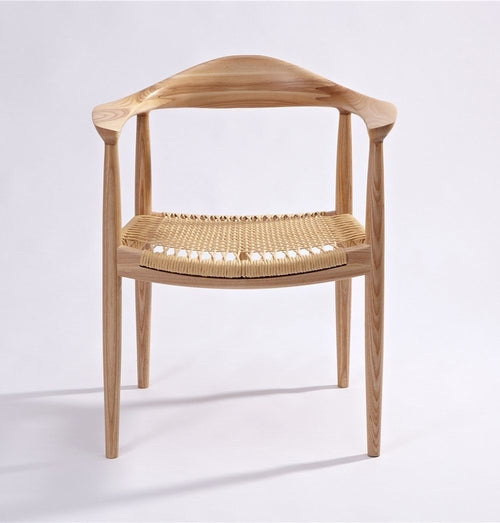 PP501 Kennedy Chair The Round Chair - Paper Cord