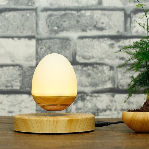 Levitating Night Light Bluetooth Speaker