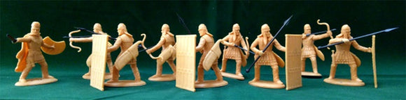Expeditionary Force Wars of Classical Greece Persian Sparabara Pavisiers and Bowmen