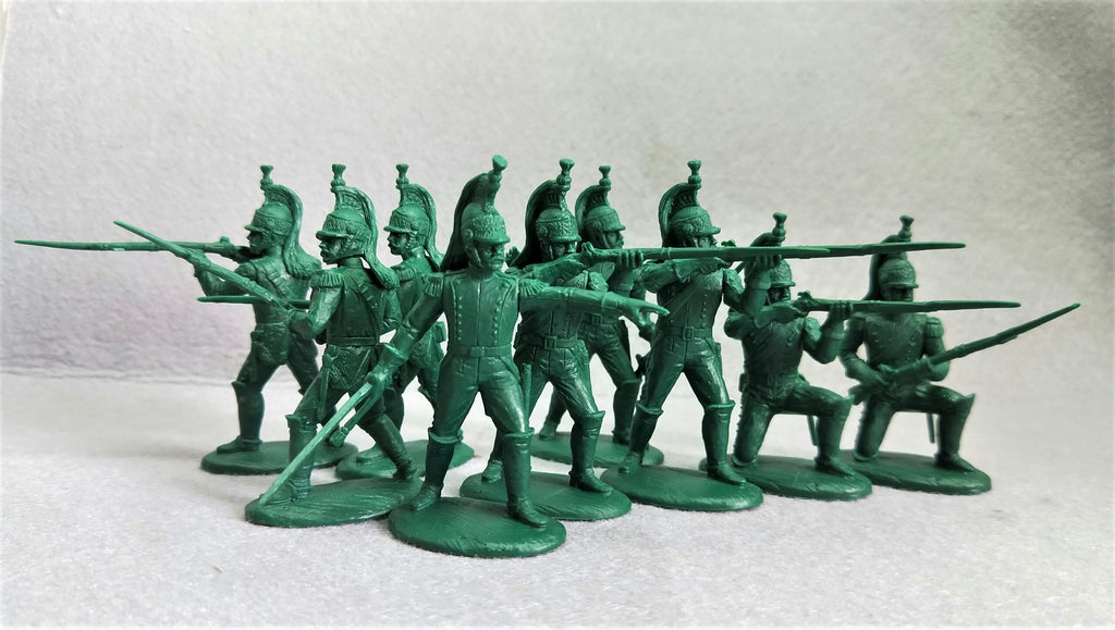 Expeditionary Force Napoleonic Wars French Dismounted Dragoons