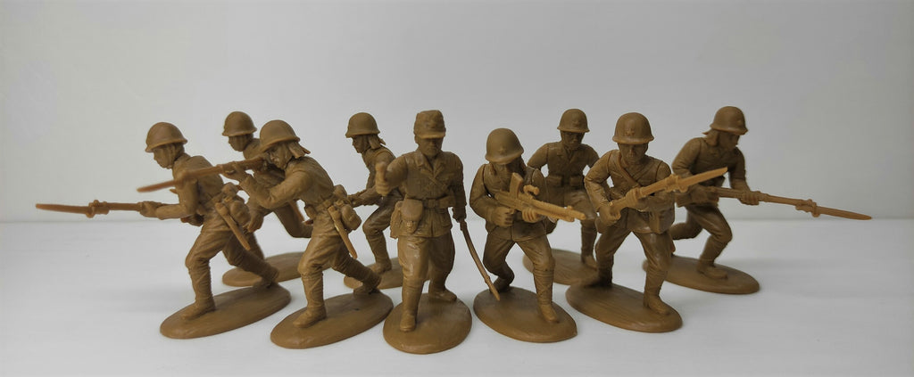 Expeditionary Force World War II Japanese Infantry Rifle Section