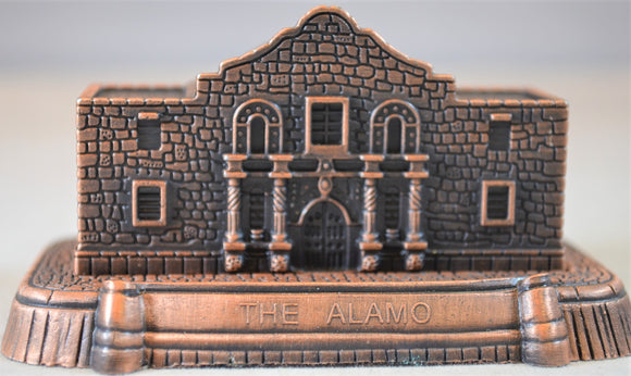 Americana Alamo Chapel Fort Miniature Pencil Sharpener