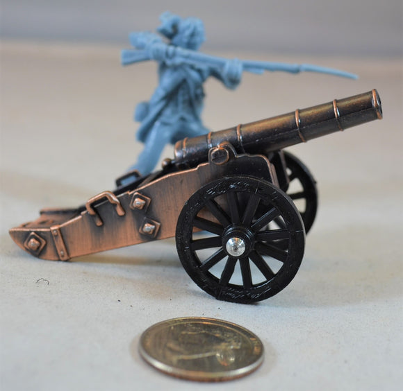 American Revolution Cannon Die-cast Pencil Sharpener Americana