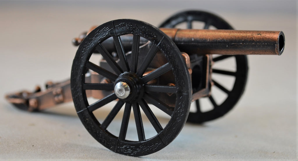 Americana Civil War Cannon Pencil Sharpener