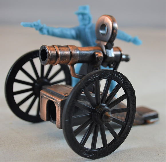 Americana Gatling Gun Pencil Sharpener