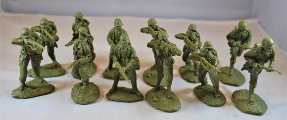 Austin Miniatures - WWII US Marines Set #1