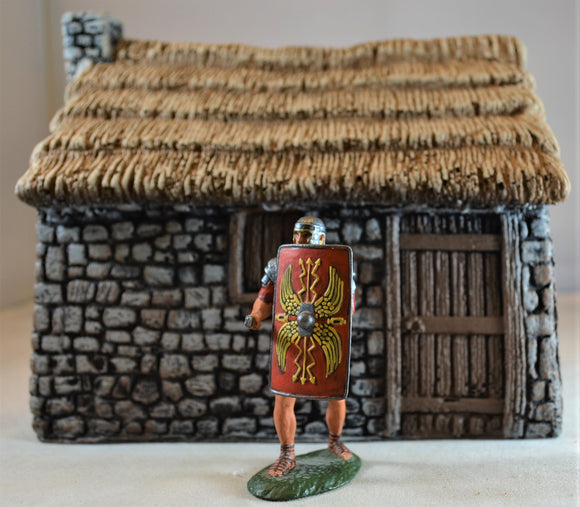 LOD Barzso Small Medieval Stone Cottage House