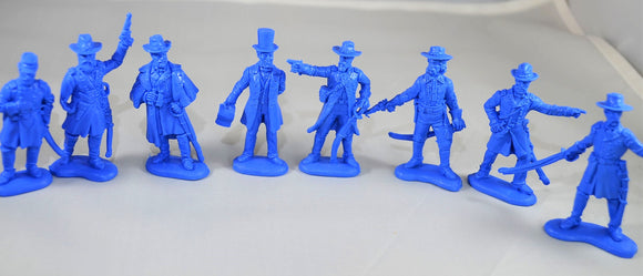 Chintoys Civil War Union Generals Set 1