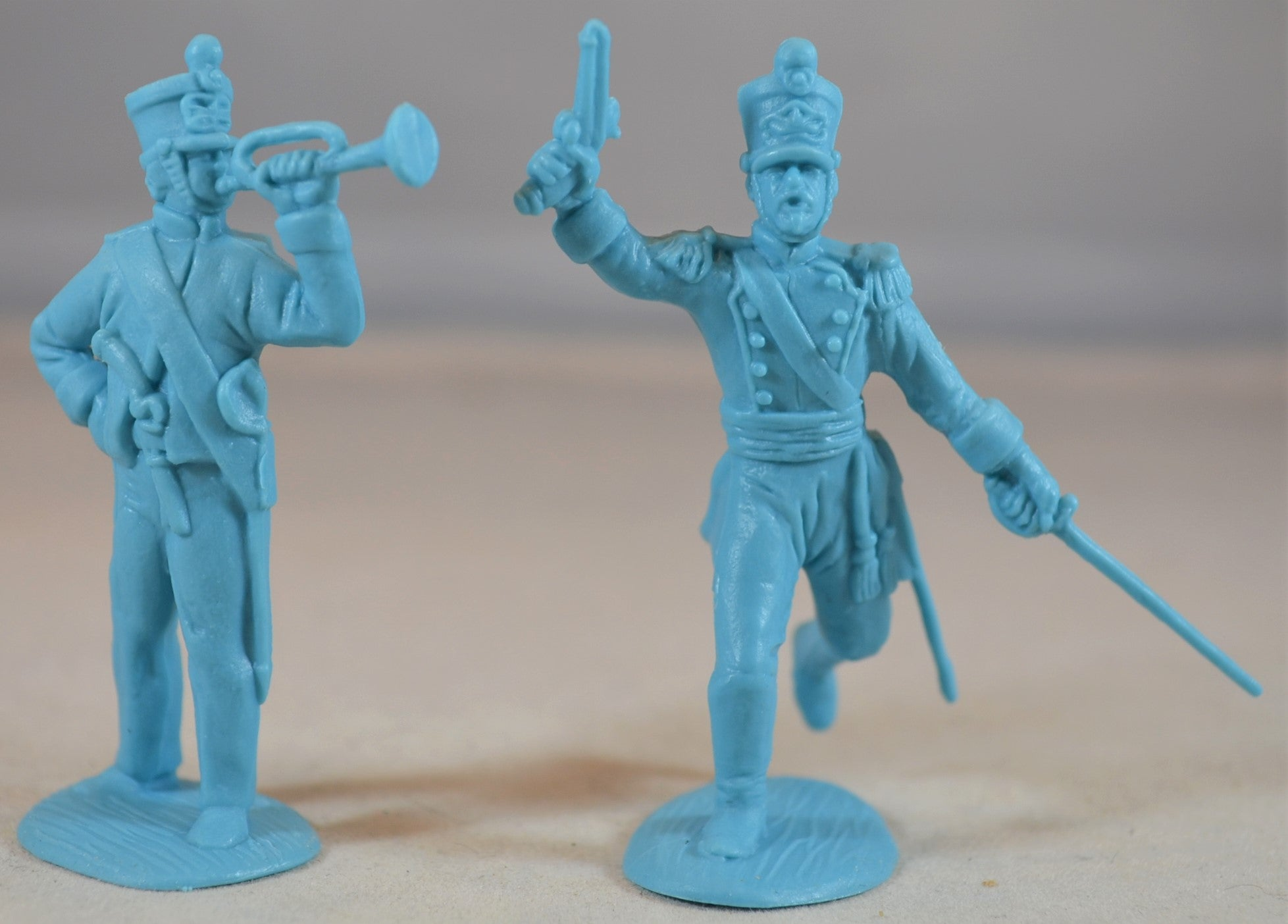 Classic Toy Soldiers Alamo Mexican Napoleonic Infantry Set 2