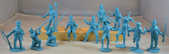 Classic Toy Soldiers Alamo Mexican Napoleonic Infantry Set 3
