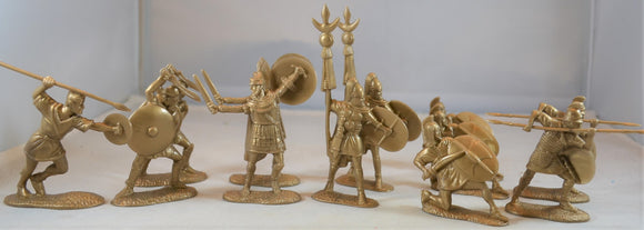 Classic Toy Soliders Punic Wars Carthaginian Infantry