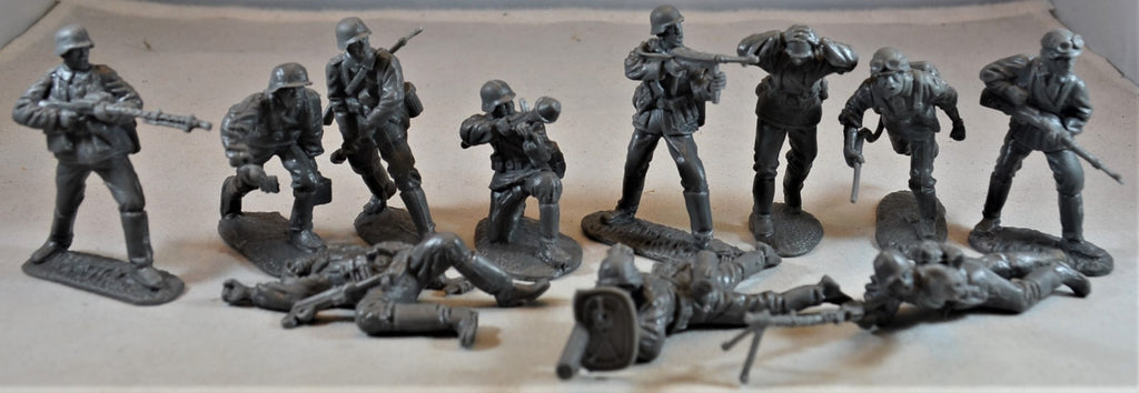 Classic Toy Soldiers World War II German Assault Squad