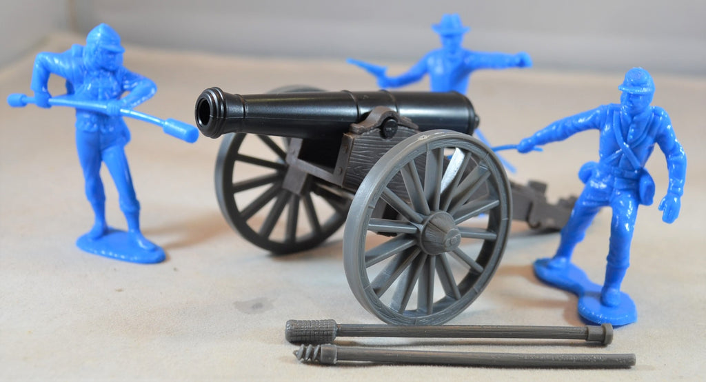 "Classic Toy Soldiers Civil War 3"" Rifled Ordinance Cannon"