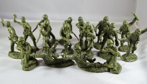 TSSD WWII US Marines Set #7C Olive Drab