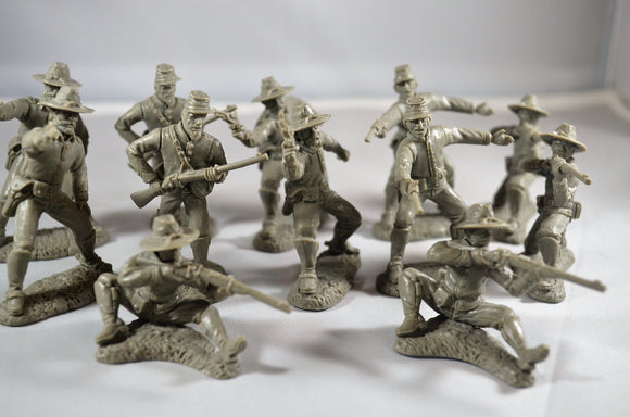 TSSD Dismounted Cavalry Gray Set #15C